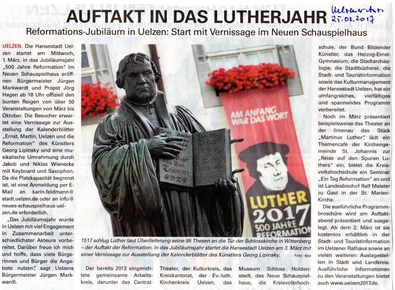 luther I