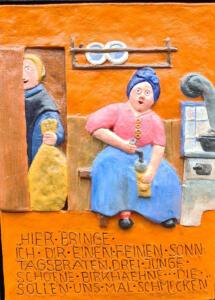 Georg Lipinsky - Uhlenköper-Relief 4(alle Rechte beim Künstler)