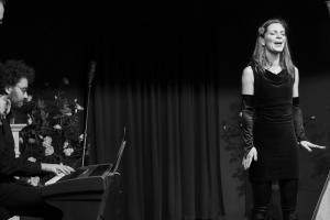 2017-11-11 Sopran trifft Harfe, Bianca Richter, Paul Schmidt und Ralf Kleemann