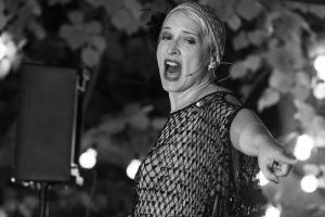 """2018-06-09 """"Dancing Queen auf Nulldiät"""" - ein Abba-Chanson Abend mit Ilka Hein und Andreas Reimann"""