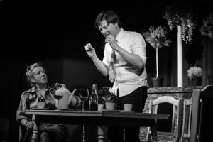"""2014-04-08 Theater Lauenburg mit """"Halbe Wahrheiten"""""""